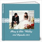 Nancy s wedding 2 - 12x12 Photo Book (20 pages)