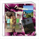 jamacia - 8x8 Photo Book (20 pages)