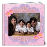 Very Sweet 12x12 Album - 12x12 Photo Book (20 pages)