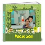 macau1 - 8x8 Photo Book (20 pages)