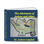 The Adventures of Andrew and Aidan - 4x4 Deluxe Photo Book (20 pages)