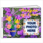 Bouquet of LOVE - 9x7 Photo Book (20 pages)