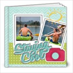 summer cool - 8x8 Photo Book (20 pages)