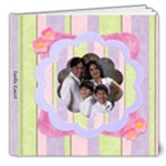8x8 fun deluxe album - 8x8 Deluxe Photo Book (20 pages)