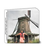 HOLIDAY - 4x4 Deluxe Photo Book (20 pages)