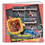 hello kitty - 8x8 Deluxe Photo Book (20 pages)