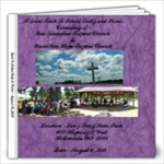 Back to School Rally and Picnic - 12x12 Photo Book (20 pages)