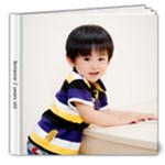year2 - 8x8 Deluxe Photo Book (20 pages)