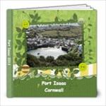 Port Isaac - 8x8 Photo Book (20 pages)