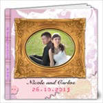 wedding photo(verse) - 12x12 Photo Book (20 pages)