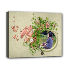 Vintage Spring - Canvas 10x8(Stretched)  - Canvas 10  x 8  (Stretched)