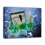 Midnight Wish - Canvas 14x11(Stretched)  - Canvas 14  x 11  (Stretched)