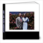 Andy and Doris 2 - 8x8 Photo Book (20 pages)