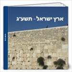Eretz Yisrael Album - 12x12 Photo Book (20 pages)