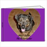 Ridgeweiler - 11 x 8.5 Photo Book(20 pages)
