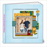 Lori PhotoBook - 8x8 Photo Book (20 pages)