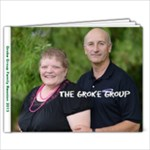 GROKE GROUP REUNION 2013B - 9x7 Photo Book (20 pages)
