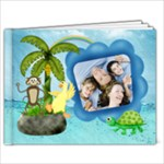 HAPPY VACATION - 7x5 Photo Book (20 pages)
