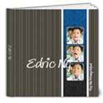 Graduated - Edric FINAL - 8x8 Deluxe Photo Book (20 pages)