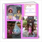 Furlough Fun  - 8x8 Photo Book (20 pages)