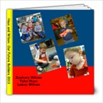 Hays and Wilson: Our Future Builders - 8x8 Photo Book (20 pages)