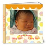 May 2010 -2 - 8x8 Photo Book (20 pages)