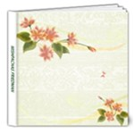 wedding album - 8x8 Deluxe Photo Book (20 pages)