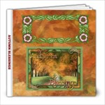 Autumn Blessings 8x8 photo book - 8x8 Photo Book (20 pages)