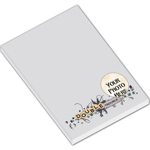 Brothers Lg Memo 1 By Lisa Minor   Large Memo Pads   8y0hh1f1fzzp   Www Artscow Com
