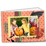halloween - 9x7 Deluxe Photo Book (20 pages)