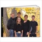 2013 Fall Family Pics - 7x5 Photo Book (20 pages)