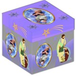 Nativity storage stool - Storage Stool 12