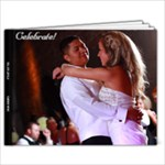 Esther Wedding - Celebrate!! 11 x 8.5 - 11 x 8.5 Photo Book(20 pages)