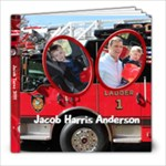 jacob 3rd bd - 8x8 Photo Book (20 pages)