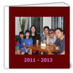 2013 Happy Family Day - 8x8 Deluxe Photo Book (20 pages)