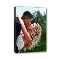 Esther Wedding 1 5x7 - Mini Canvas 7  x 5  (Stretched)