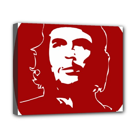 Chce Guevara, Che Chick Canvas 10  X 8  (framed) by youshidesign