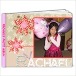 Rachael - 7x5 Photo Book (20 pages)