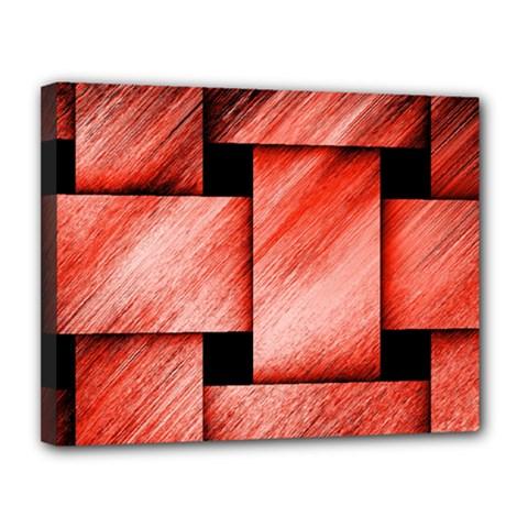 Modern Art Canvas 14  X 11  (framed) by Siebenhuehner
