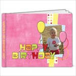 Kaitlins 1st birthday - 7x5 Photo Book (20 pages)