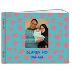 Slaney Ho 0-6 (1) - 9x7 Photo Book (20 pages)