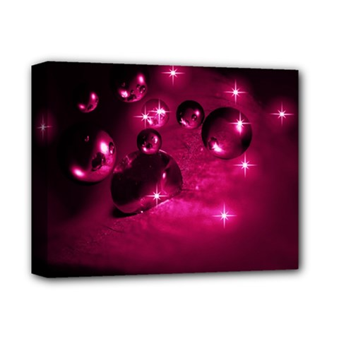 Sweet Dreams  Deluxe Canvas 14  X 11  (framed) by Siebenhuehner