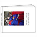 superhero fairytale 1 - 7x5 Photo Book (20 pages)