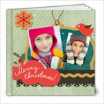 merry christmas - 8x8 Photo Book (20 pages)