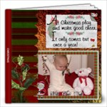 Christmas Cheer 12x12 Photo Book (20 pages)