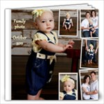 Hannah 2011 - 12x12 Photo Book (20 pages)