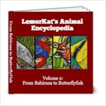 B-animals - 6x6 Photo Book (20 pages)