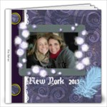 New York - 12x12 Photo Book (20 pages)