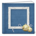 Dreaming of a white Chistmas deluxe book - 8x8 Deluxe Photo Book (20 pages)