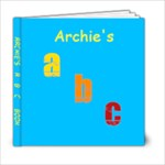ABC - 6x6 Photo Book (20 pages)